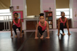 Advancing Black Arts in Pittsburgh - Pre-Professional Student Dancers, Hill Dance Academy