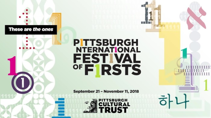 Pittsburgh International Festival of Firsts Announcement Video