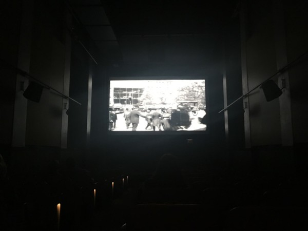 Silent Film @ Harris Theater