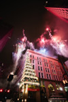 Christmas Tree and Fireworks-Highmark First Night Pittsburgh