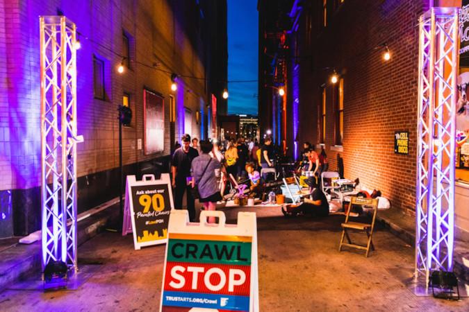 Fall 2019 Gallery Crawl