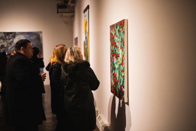 Winter 2020 Gallery Crawl