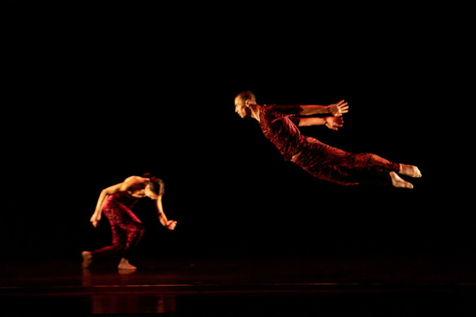 Hubbard Street Dance Chicago, Pittsburgh Dance Council Spring 2021 Season