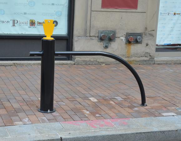 Seventh Street Bike Rack