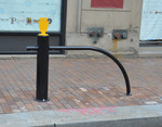 Seventh Street Bike Rack
