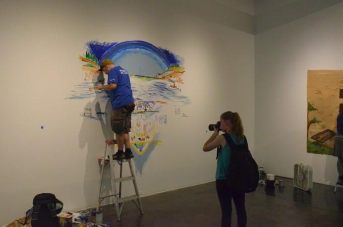 Summer 2017 Gallery Crawl