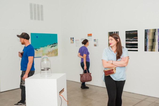 Summer 2017 Gallery Crawl